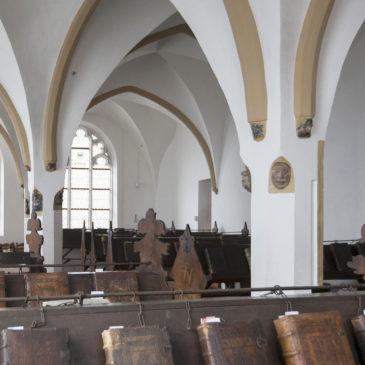 De Zutphense Librije bestaat 450 jaar, interieur van de Librije. Foto Patrick van Gemert/Zutphens Persbureau