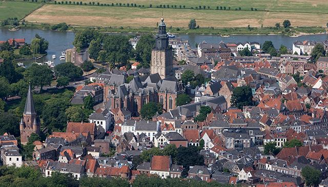 Arrangementen van Stadswandeling Zutphen