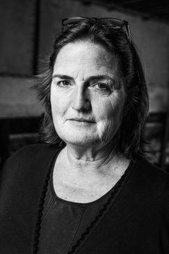 De Nederlandse fotograaf Carla Kogelman maakte in 2008 de overstap van theater naar fotografie en heeft sindsdien talloze prijzen gewonnen. (foto Sonja Liebhart)