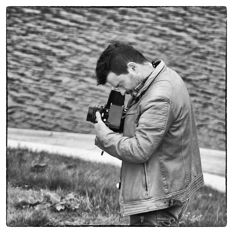 Fotograaf Patrick van Gemert